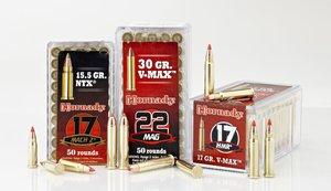 Hornady 22 WMR V-Max 30 Grain V-MAX