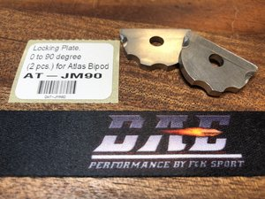 Locking Plate, for Atlas Bipod