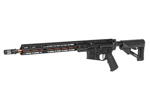 "ZEV AR15 CORE Elite Rifle, 5.56 NATO, 16"" Bronze finish Barrel, Black finish"