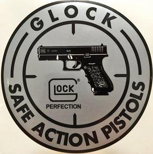 Glock Klistermärke