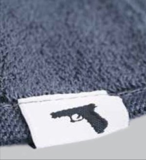 Bath Towel GLOCK Perfection II
