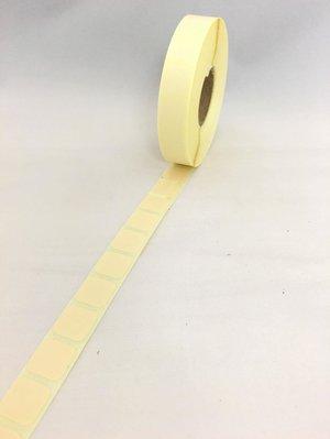 Klisterlappar Fyrkant 12x12 mm