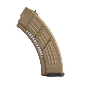 AK47 Magasin 7,62x39 30rd Window