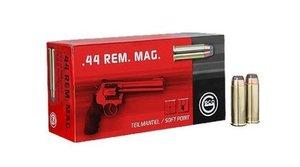 GECO .44 Magnum 240G SP 50 ptr