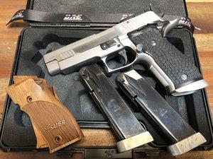 Sig Sauer P226S X-FIVE 9x19
