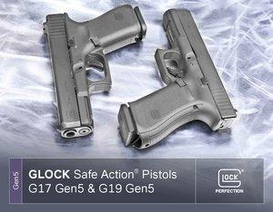 Glock 19 Gen5, UTGÅENDE ARTIKEL