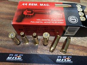 GECO .44 Magnum 240G FMJ 50 ptr