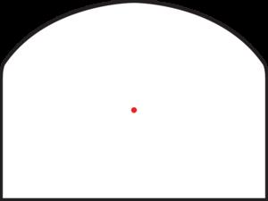 Trijicon RMR® Type 2 Rödpunktsikte