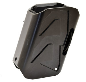 """DAA Alpha-X Magazine Pouch BLK without Inlay 1,5"""" hanger"""