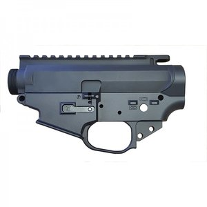 Quarter Circle 10 AR9 Upper and Lower Receiver MP5