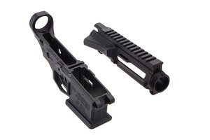 Rainier Arms UltraMatch Billet Upper & Ambi Lower Combo Set MOD 3