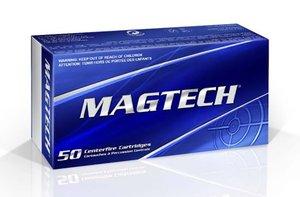 Magtech 38F .38 SPL +P, SJHP 50 ptr