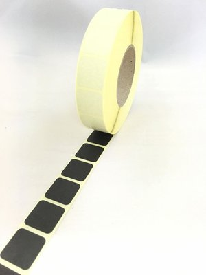 Klisterlappar Fyrkantig 17x17 mm