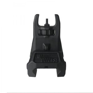 Tactical Rear Polymer Flip Up Sight