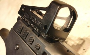 DAE Adapter Mount for SHIELD, for Tanfoglio SuperSight Cut