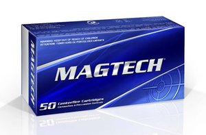 Magtech .380 ACP, 95 Grain FMJ 50 ptr