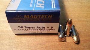 Magtech 38S, .38 SUPER