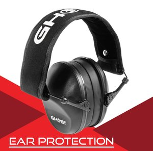 Ghost Hearing Protection