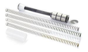 JP Enterprises GEN 2 AR15 Silent Captured Spring Builder Kit with 5 Alternative Spring Pack -Standard Version