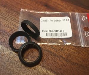 Crush Washer M14