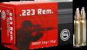 GECO .223R, 55 Grain FMJ TARGET, 50 ptr/ ask