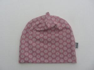 Mönster på rosa