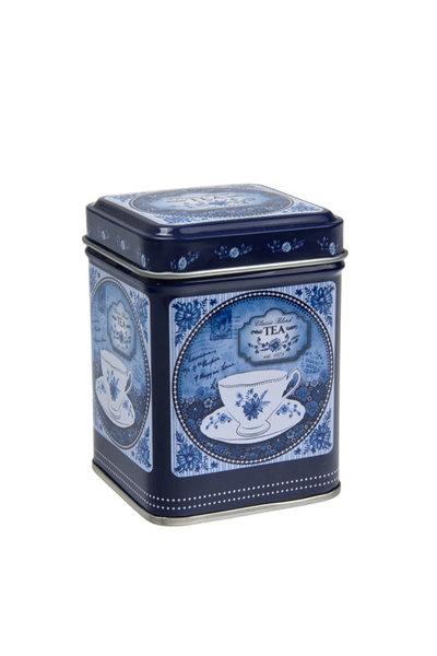 Blå teburk - Romance 250g