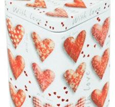 Teburk - Hjärtan 'With Love' 100 gram