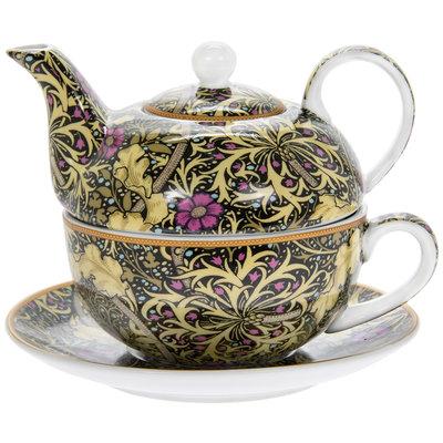 Tea For One Set - Morris Seaweed - Kopp & Kanna
