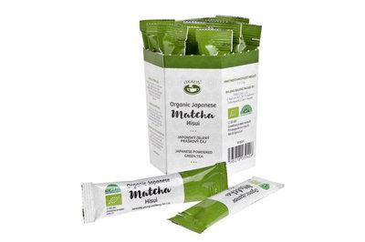 Japansk Ekologisk Matcha Hisui - Portionsförpackad 15x1,5g