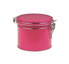 Rund rosa teburk - 150g