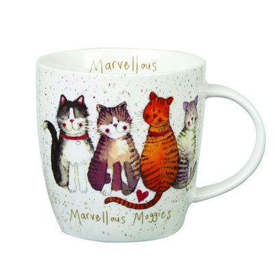 Marvellous Moggies - Mugg