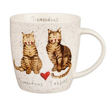 Tremendous Tabbies - Mugg