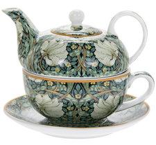 Tea For One Set - Morris Pimpernel  - Kopp & Kanna