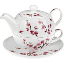 Cherry Blossom - Tea for one set