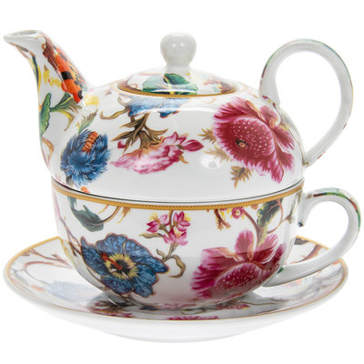 Tea For One Set - Morris Anthina  - Kopp & Kanna