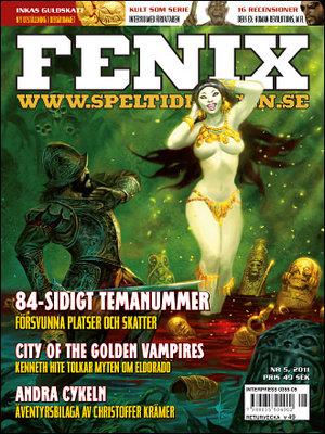 Fenix nr 5, 2011