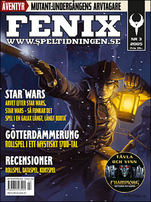 Fenix nr 3, 2005