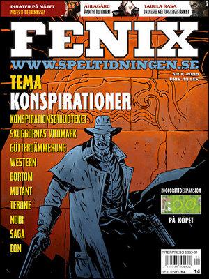 Fenix nr 1, 2008