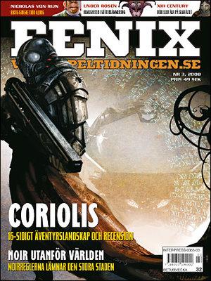Fenix nr 3, 2008