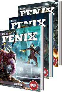 Best of Fenix Volume 1-3 (hardcover + PDF)