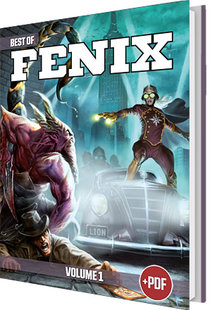 Best of Fenix Volume 1 (hardcover + PDF)