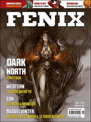 Fenix nr 5, 2016