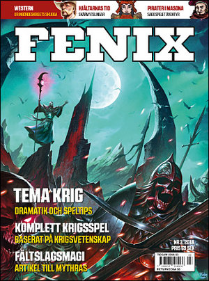 Fenix nr 3, 2019