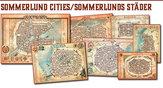 Sommerlunds Städer