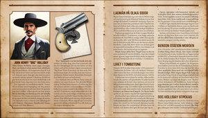 Vilda Västern - Bland Laglösa och Prisjägare