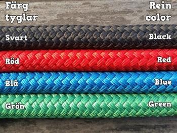 Loop reins with rope connectors