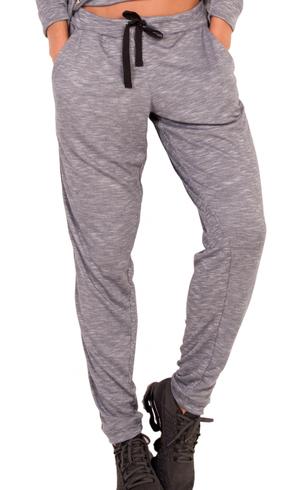 Bia Brazil Jogger Sweat Pants Grey Melange