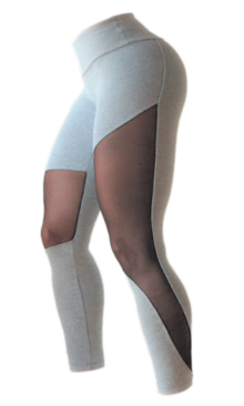 Bia Brazil Tights 5074 Naked Light Grey