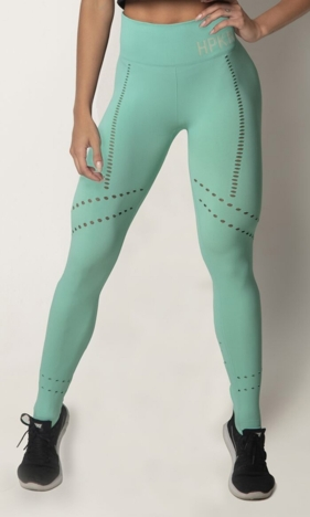 HIPKINI Seamless Shape Up Tights Summer Green